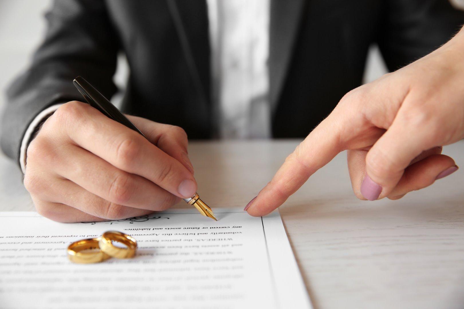 теперь юрист для брачного договора гор