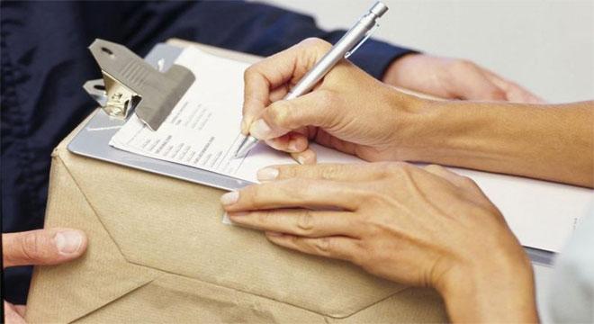 Есть несколько типов верификации доверенности на получение почтовой корреспонденции