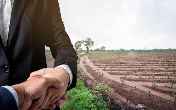 акт приема передачи земельного