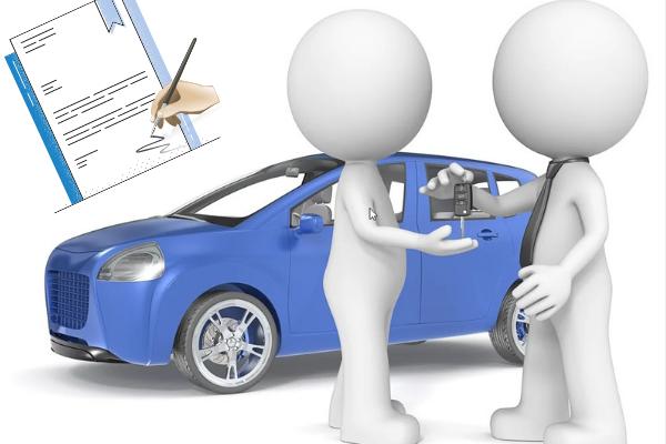 акт приема-передачи автомобиля в аренду
