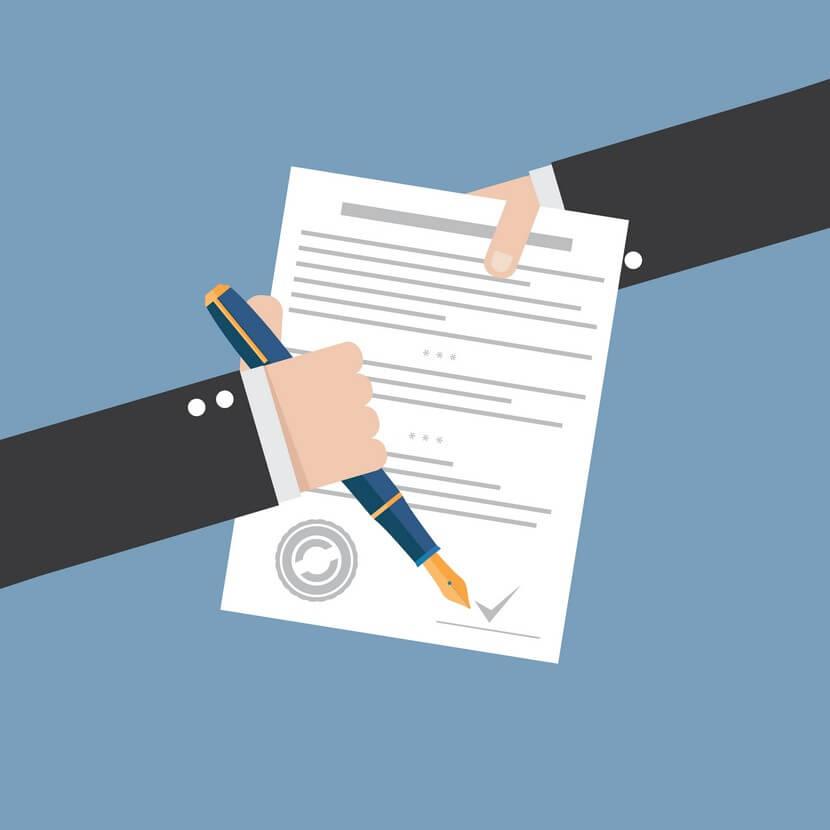 акт приема-передачи документов образец простой