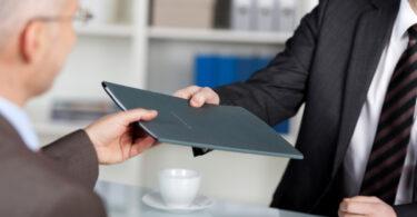бланк доверенности на получение документов
