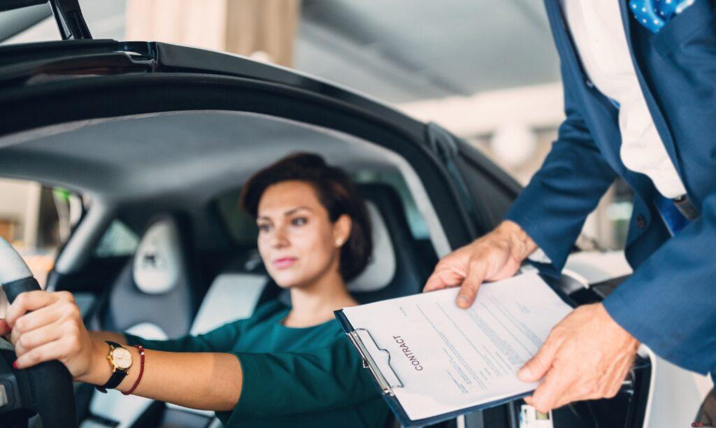 договор купли продажи автомобиля 2020 образец