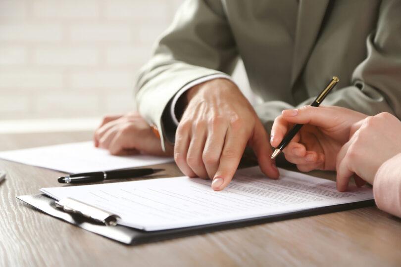 особенности составления документов
