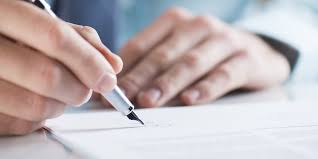 Заявление на увольнение по соглашению сторон. Образец 2021